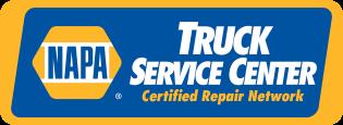 NAPA Truck Service Center logo