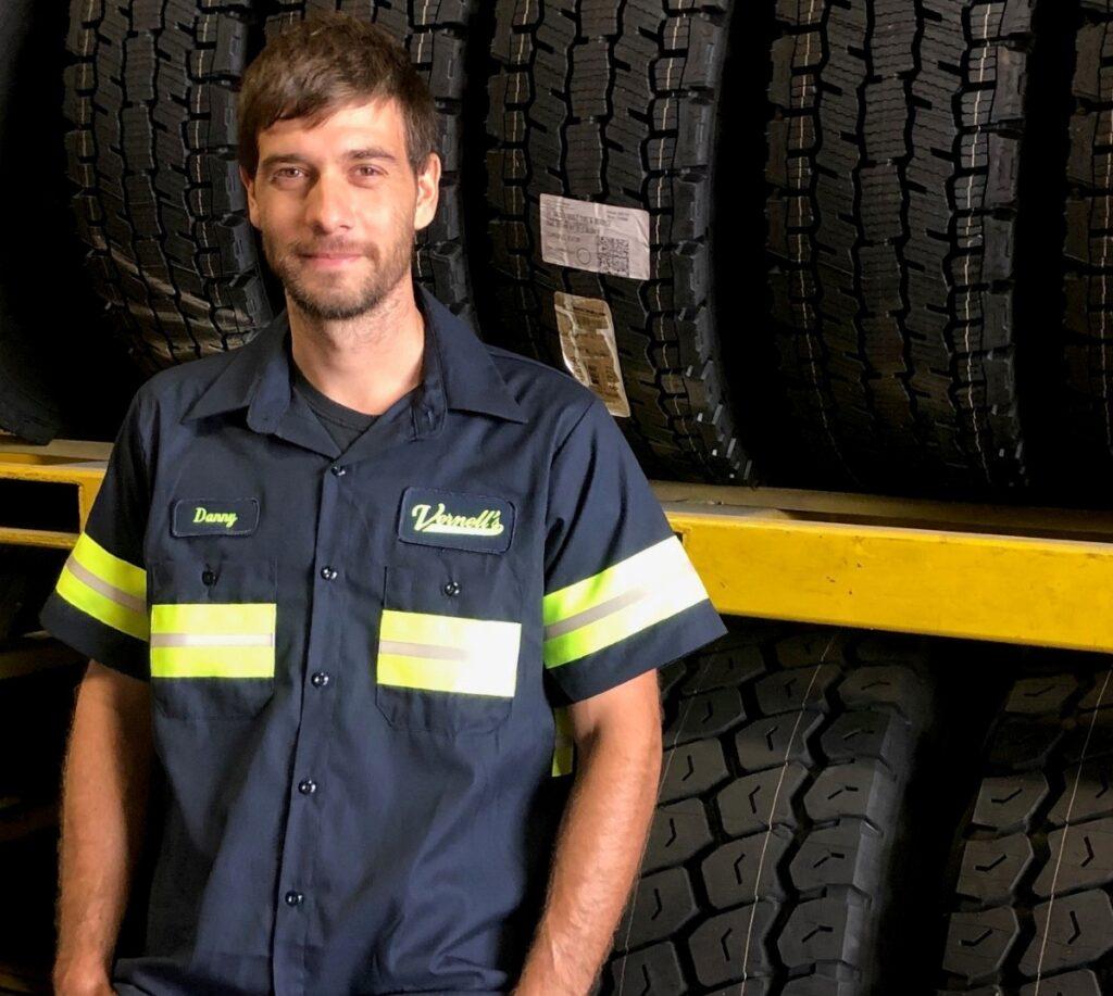 Service Technician Danny Robles